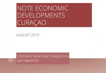 Note Economic Developments Curaçao - August 2019