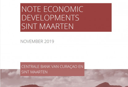 Note economic developments