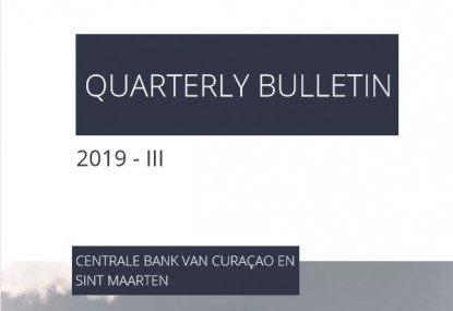 Quarterly Bulletin 2019-III