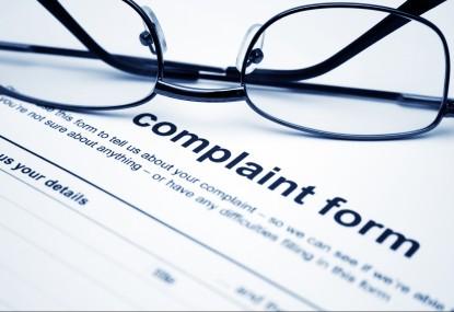 Complaint Form & Q&A